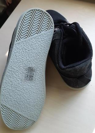Новые кроссовки сникерсы primark р-р33-34(21см)германия5 фото