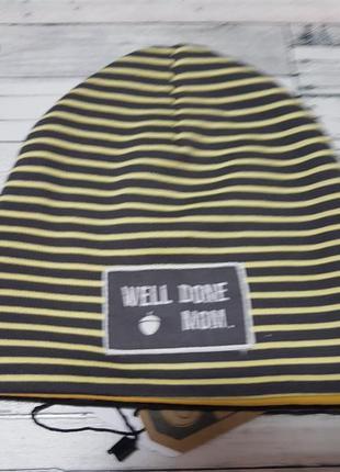 Двухсторонняя шапочка dembo house