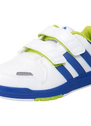 Фирменные кроссовки adidas performance lk trainer р-р28(17см)оригинал