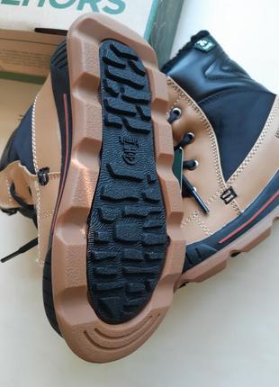 Фирменные зимние термо-ботинки kamik mason до -32с  р-р29(17.5см)оригинал10 фото