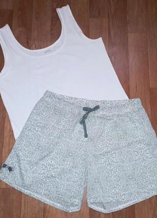 Пижама, домашний комплект esmara германия р. 50-52
