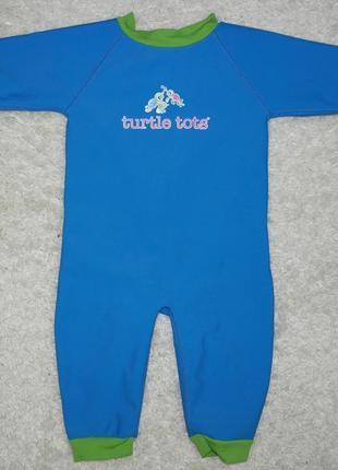Детский konfidence гидрокостюм неопрен флис костюм купальный бассейн плаванье
