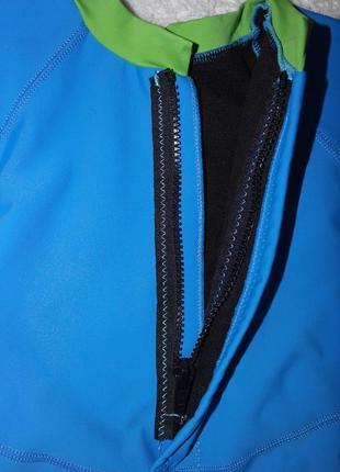 Детский konfidence гидрокостюм неопрен флис костюм купальный бассейн плаванье8 фото