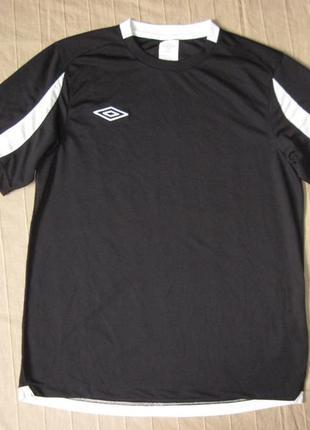 Umbro (l/м) спортивная футболка мужская