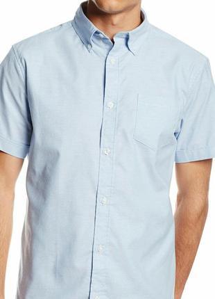 Рубашка с коротким рукавом ralph lauren 50-52 размер.