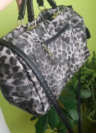 Красивая сумка в животный принт от bewstyle
