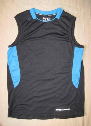 Pro performance (m) спортивная беговая майка мужская