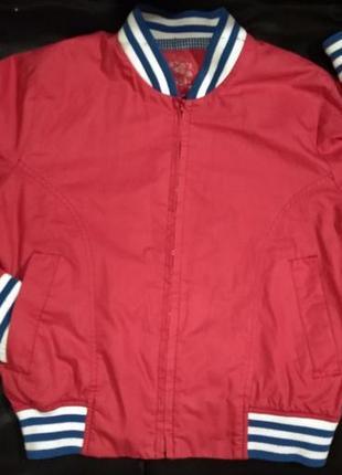 Детская george курточка ветровка бомбер
