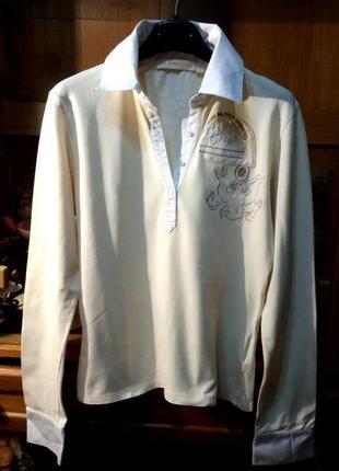 Стильное поло,рубашка  la martina,оригинал
