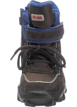 Фирменные ботинки elefanten р-р25(15.5см)оригинал2 фото