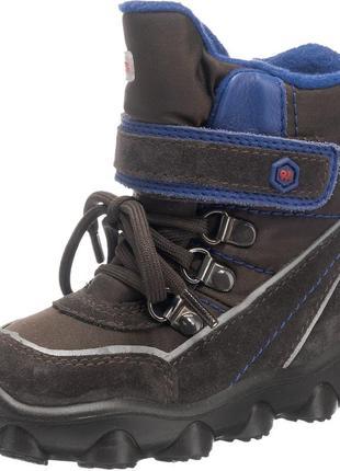 Фирменные ботинки elefanten р-р25(15.5см)оригинал3 фото