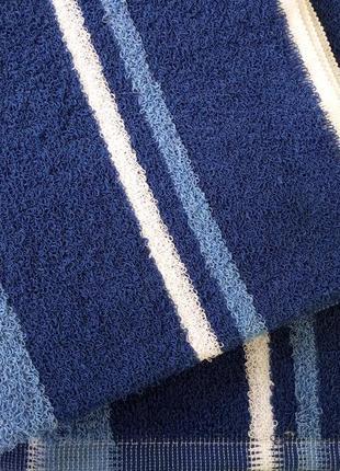 Махровое полотенце 100*50, качество - как раньше3 фото