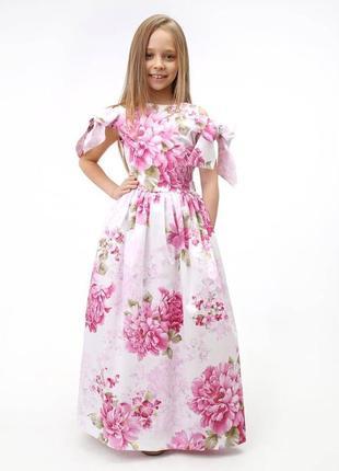 Шикарное платье на выпускной фотосессию нарядное