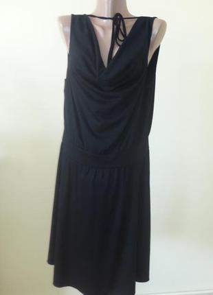 Трикотажное платье gap