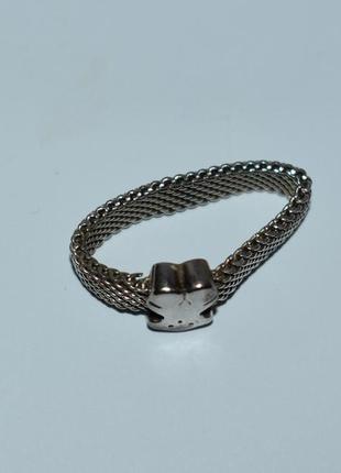 Красивое кольцо tous mesh серебро 925 проба вес 4,32 грамм оригинал9
