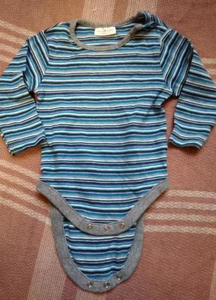 Бодик мальчику на 6-9 месяцев