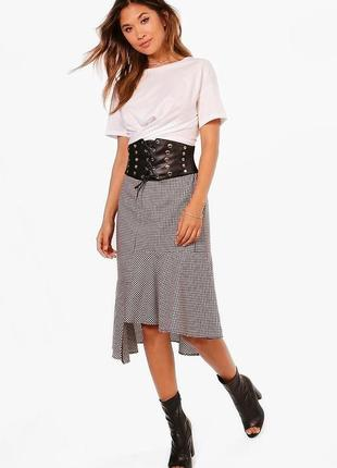 Актуальная юбка от boohoo5 фото