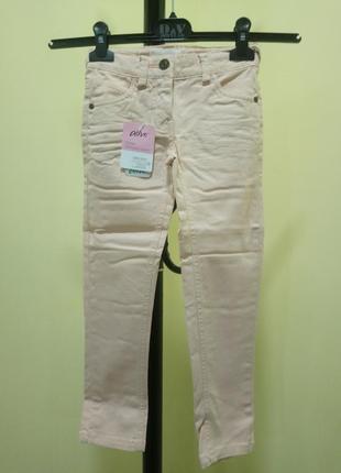 Летние джинсы на девочку alive