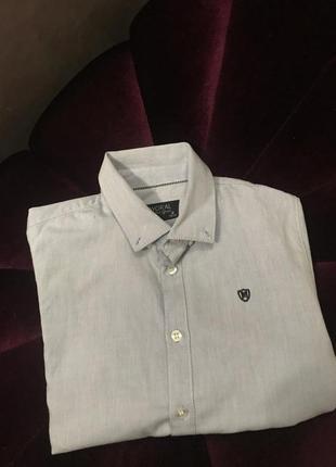 Рубашка mayoral, р 116 на мальчика 4-5 лет