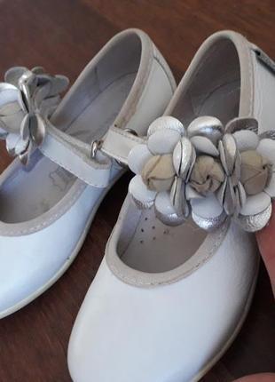 Туфли туфельки 25р. туфлі