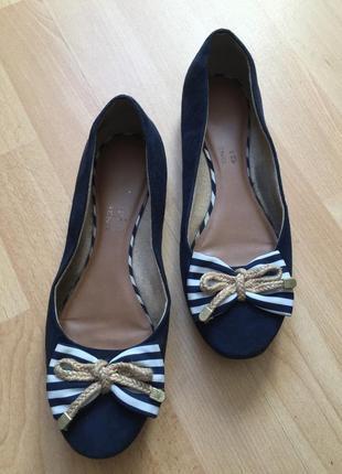 Туфли балетки tamaris