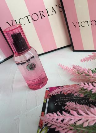 Мист спрей для тела victoria's secret bombshell оригинал, парфюмерия виктория сикрет