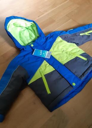 Новая фирменная немецкая куртка kiki&koko р-р92,98.германия