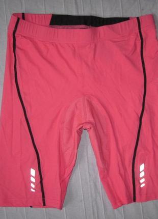 Crivit skin compression (s) эластичные шорты тайтсы женские