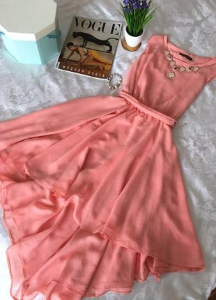 Распродажа! 🔥шифоновое платье, вечернее, нарядное, праздничное, выпускное, летнее,