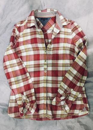 4127080dfc2 Женские рубашки Tommy Hilfiger 2019 - купить недорого вещи в ...