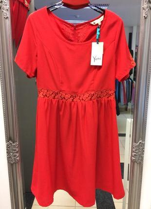 Платье британского бренда yumi (1357)