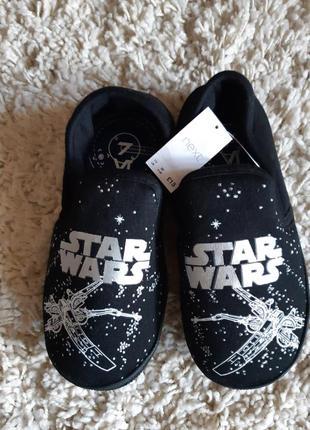 Продам тапки star wars uk 13 eur 32 фирмы next