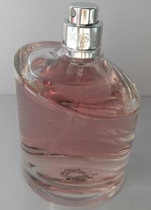 Hugo boss femme парфюмированная вода тестер 75 ml оригинал босс