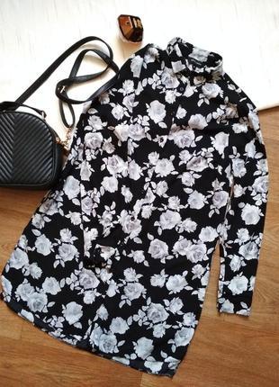 Плаття рубашка new look