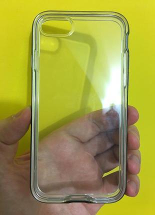 Чехол  spigen neo hybrid crystal iphone 7 8 оригинал