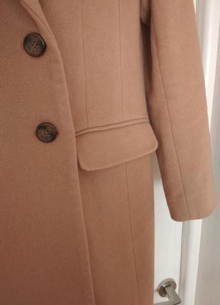 Пальто кемел marks & spencer6 фото