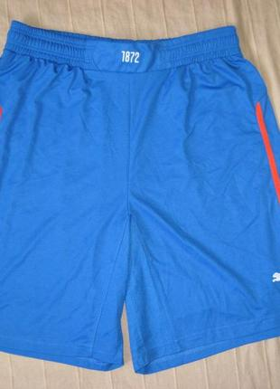 Puma (m) футбольные шорты мужские