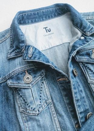 Фирменная джинсовая курточка