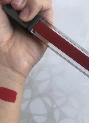 Матовая губная помада аден aden италия оригинал оттенок номер 14 berry3 фото