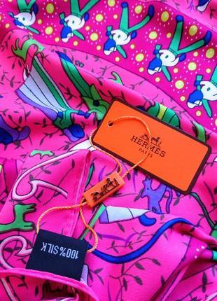 Шикарнейший шёлковый платок