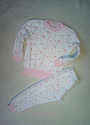 58ecd26927a25 Махровые пижамы для девочек 2019 - купить недорого вещи в интернет ...
