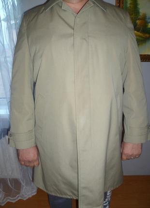 Мужской плащ, легкое весеннее пальто, чоловічий плащ