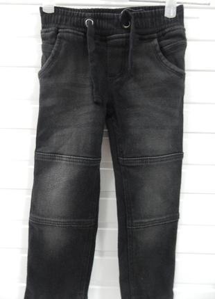 Детские стильные джинсы на резинке lupillu