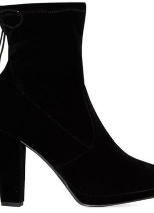 Primark ботинки велюровые