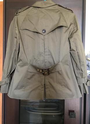 Пальто тренч moschino5 фото