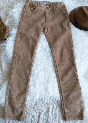 Подростковые вельветовые брюки genuine edition alive 164 см