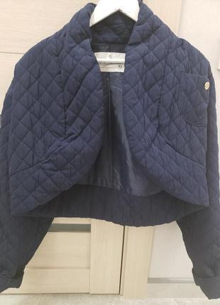 Итальянская  куртка болеро размерs  xl-xxl