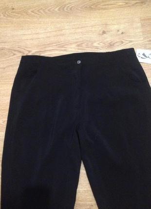 Стильные капри брюки / 16 / xl2 фото
