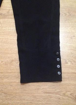 Стильные капри брюки / 16 / xl3 фото