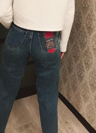 Джинсы  mom jeans2 фото